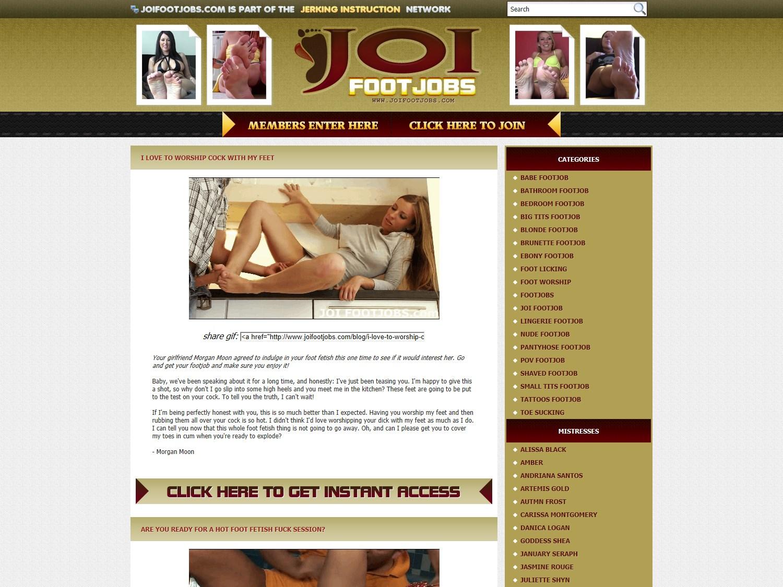 Joi sites